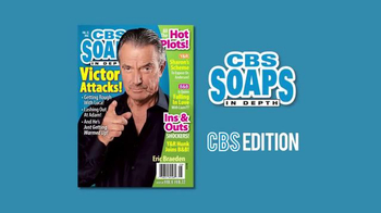 CBS Soaps in Depth TV Spot, 'The Young & the Restless: Victor Attacks!'
