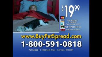 Pet Spread TV Spot, 'Protect Furniture' - Thumbnail 10