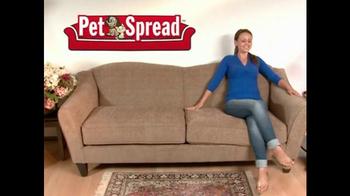 Pet Spread TV Spot, 'Protect Furniture' - Thumbnail 8