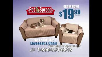 Pet Spread TV Spot, 'Protect Furniture' - Thumbnail 9