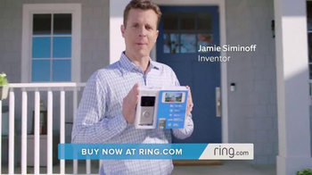 Ring Video Doorbell TV Spot, 'Top Gadget' - Thumbnail 2
