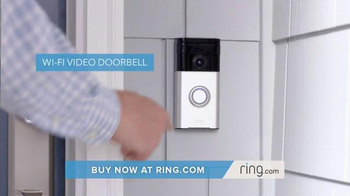 Ring Video Doorbell TV Spot, 'Top Gadget' - Thumbnail 3