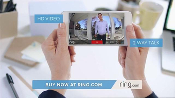 Ring Video Doorbell TV Spot, 'Top Gadget' - Thumbnail 5