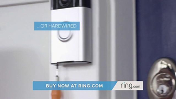 Ring Video Doorbell TV Spot, 'Top Gadget' - Thumbnail 7