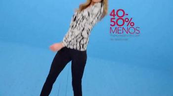 Macy's La Venta del Día de Presidentes TV Spot, 'Ahorros' [Spanish] - Thumbnail 2