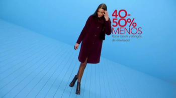 Macy's La Venta del Día de Presidentes TV Spot, 'Ahorros' [Spanish] - Thumbnail 3