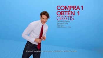 Macy's La Venta del Día de Presidentes TV Spot, 'Ahorros' [Spanish] - Thumbnail 4