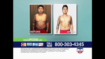 Lipozene TV Spot, 'Just Add Lipozene'