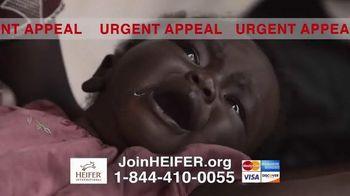 Heifer International TV Spot, 'Urgent Appeal'