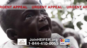 Heifer International TV Spot, 'Urgent Appeal' - Thumbnail 2