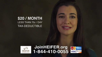 Heifer International TV Spot, 'Urgent Appeal' - Thumbnail 5