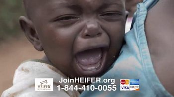 Heifer International TV Spot, 'Urgent Appeal' - Thumbnail 6