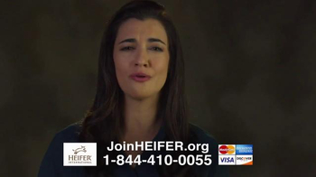 Heifer International TV Spot, 'Urgent Appeal' - Thumbnail 8