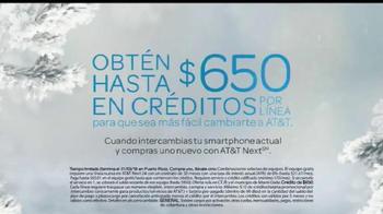 AT&T Next TV Spot, 'Compra uno y llévate otro' [Spanish] - Thumbnail 7