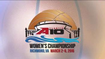 Atlantic 10 TV Spot, 'Women's Basketball Championship: Richmond Coliseum' - Thumbnail 1