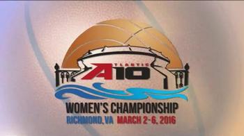Atlantic 10 TV Spot, 'Women's Basketball Championship: Richmond Coliseum' - Thumbnail 2