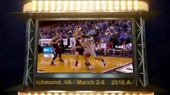 Atlantic 10 TV Spot, 'Women's Basketball Championship: Richmond Coliseum' - Thumbnail 4