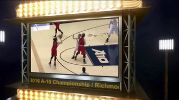 Atlantic 10 TV Spot, 'Women's Basketball Championship: Richmond Coliseum' - Thumbnail 6