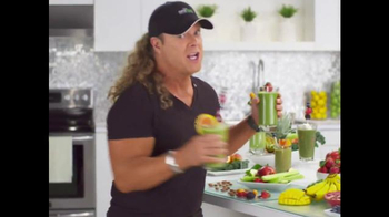 Tony Little's 7-Day Super Green Smoothie Cleanse TV Spot, 'Feel Energized' - 13 commercial airings