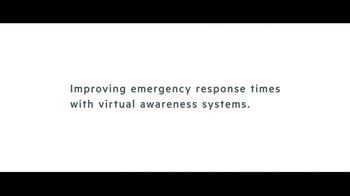 Hewlett Packard Enterprise TV Spot, 'Accelerating Emergency Response Times' - Thumbnail 8