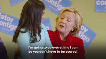 Hillary for America TV Spot, 'Brave' - Thumbnail 2