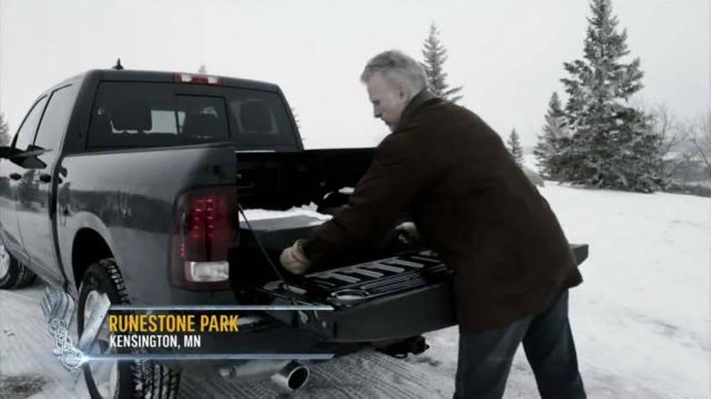 Ram Trucks 1500 TV Commercial, 'History Channel: Vikings'