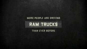 Ram Trucks 1500 TV Spot, 'History Channel: Vikings' - Thumbnail 9