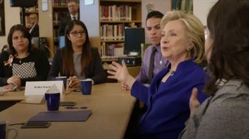 Hillary for America TV Spot, 'That's the Job' - 81 commercial airings