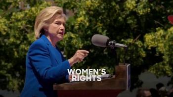 Hillary for America TV Spot, 'That's the Job' - Thumbnail 4