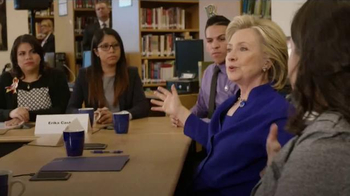 Hillary for America TV Spot, 'That's the Job'