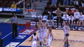 West Coast Conference 2016 Basketball Championships TV Spot, 'Hype' - Thumbnail 3