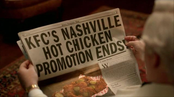 KFC Nashville Hot Chicken TV Spot, 'Nightmare' Featuring Jim Gaffigan