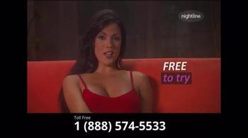 Nightline Chat TV Spot, 'Wild Night' - Thumbnail 7