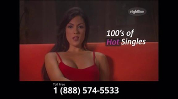 Nightline Chat TV Spot, 'Wild Night' - Thumbnail 3
