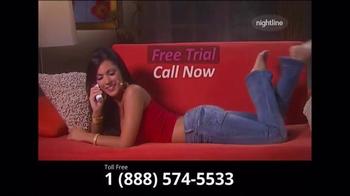 Nightline Chat TV Spot, 'Wild Night' - Thumbnail 4