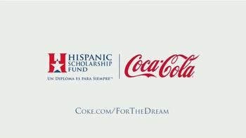 Coca-Cola TV Spot, 'Hispanic Scholarship Fund' [Spanish] - Thumbnail 3