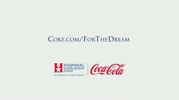 Coca-Cola TV Spot, 'Hispanic Scholarship Fund' [Spanish] - Thumbnail 9