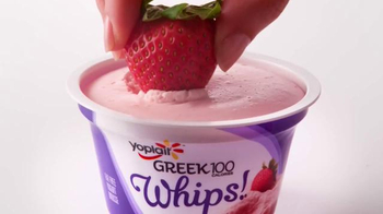 Yoplait Greek 100 Whips! TV Spot, 'All the MMMs' - Thumbnail 9