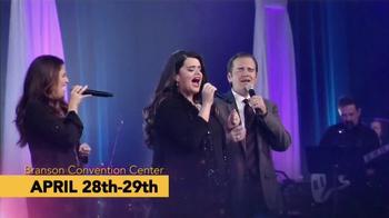 John Hagee Ministries TV Spot, 'Gospel Rally: Branson Convention Center' - Thumbnail 3