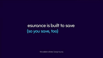 Esurance TV Spot, 'Save Paper, Save Money, Save Time' - Thumbnail 9