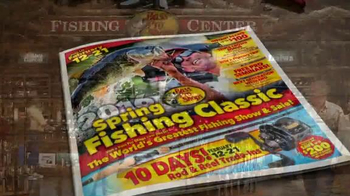 Bass Pro Shops Spring Fishing Classic TV Spot, 'Seminars and Trade-in Sale' - Thumbnail 4