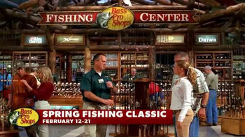 Bass Pro Shops Spring Fishing Classic TV Spot, 'Seminars and Trade-in Sale' - Thumbnail 5