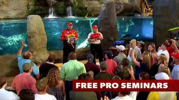 Bass Pro Shops Spring Fishing Classic TV Spot, 'Seminars and Trade-in Sale' - Thumbnail 6