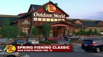 Bass Pro Shops Spring Fishing Classic TV Spot, 'Seminars and Trade-in Sale' - Thumbnail 8