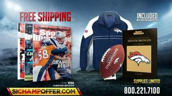 Sports Illustrated Championship Package TV Spot, 'Super Bowl 50 Broncos' - Thumbnail 9
