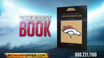 Sports Illustrated Championship Package TV Spot, 'Super Bowl 50 Broncos' - Thumbnail 3