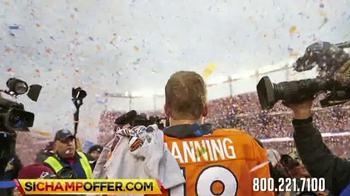 Sports Illustrated Championship Package TV Spot, 'Super Bowl 50 Broncos' - Thumbnail 4