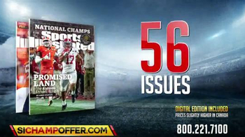 Sports Illustrated Championship Package TV Spot, 'Super Bowl 50 Broncos' - Thumbnail 6