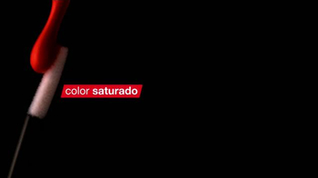 Maybelline New York Vivid Matte Liquid TV Spot, 'Matte vivido' [Spanish] - Thumbnail 5