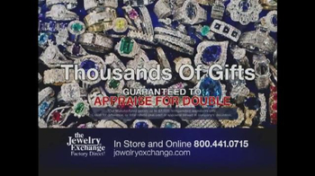 Jewelry Exchange TV Spot, 'The Perfect Gift' - Thumbnail 5